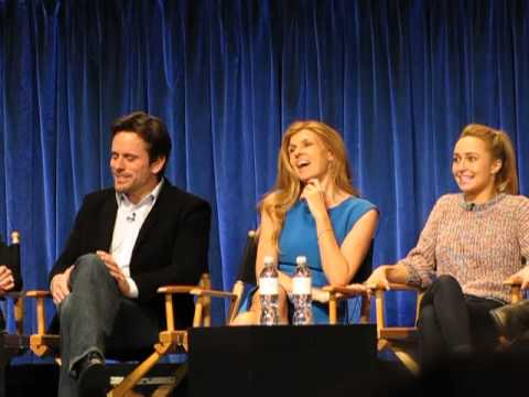 NASHVILLE- CONNIE BRITTON Interview at PALEY FEST 2013