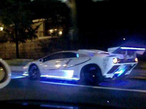 Ferrari or Lamborghini in KL