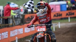 Motocross | Amazing Championship Winning Race