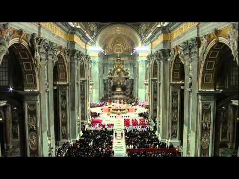 Au Vatican, un Te Deum pour le 31 décembre