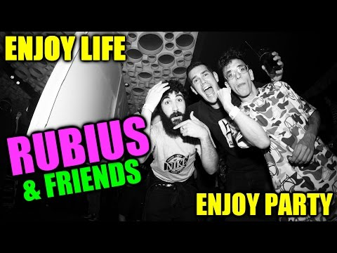 RUBIUS & FRIENDS BARCELONA | Día con @BeautyBrainSp