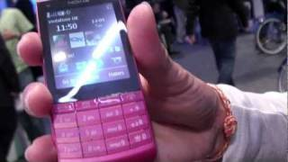 Nokia X3-02 Touch and Type (ENGLISH) - preview at Nokia World 2010 by Test-Mobile.fr