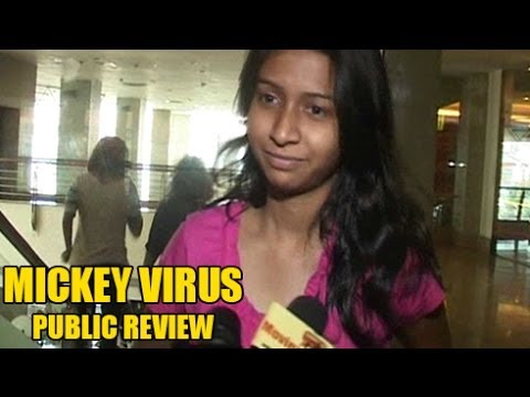 Mickey Virus Public Review | Manish Paul, Elli Avram, Puja Gupta & Manish Choudhary