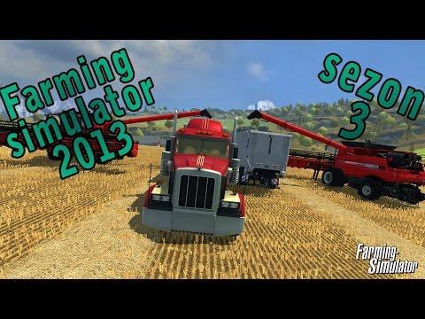 Farming Simulator 2013 na multiplayer - SEZON 3 - #41 Nocna praca.