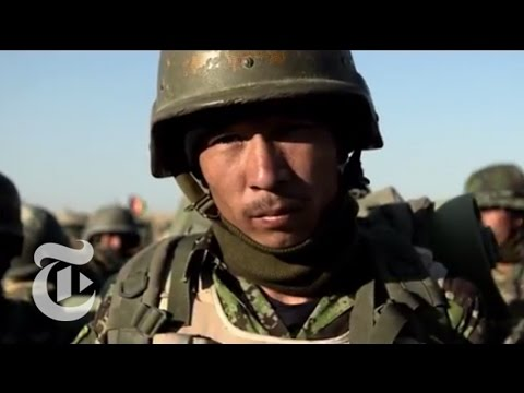 An Army for Afghanistan | Op-Docs | The New York Times