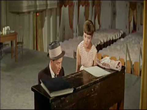 The Tender Trap - Frank Sinatra with Debbie Reynolds Video