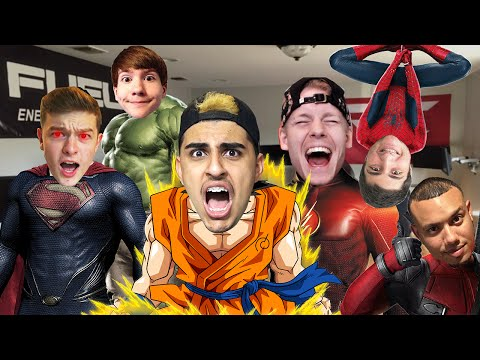 IF THE FAZE HOUSE HAD SUPER POWERS...