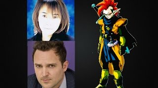 Anime Voice Comparison- Tapion (Dragon Ball Z)