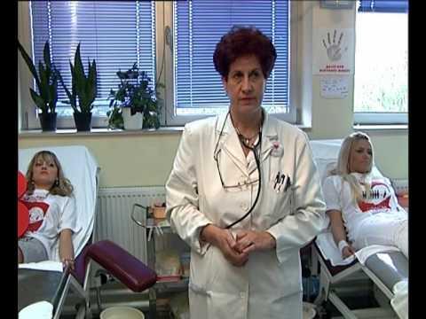 "Kampanja ""Darujte krv spasite život @ Miss BiH 2009"