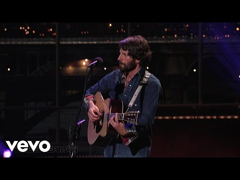 Ray LaMontagne - Are We Really Through (Live on Letterman)