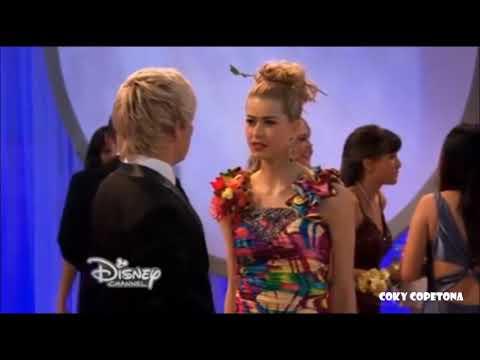 Austin & Ally Baile de graduación & promesas Clip