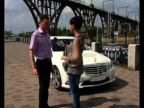 Mercedes-Benz E-class AMG Edition 2013. Обзор