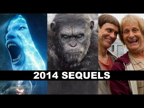 Top Ten Movies of 2014 : Transformers 4. Dumb and Dumber 2. Fast 7 - Beyond The Trailer