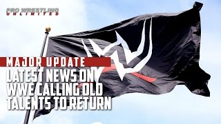 MAJOR UPDATE: Latest News On WWE Calling Old Talents To Return
