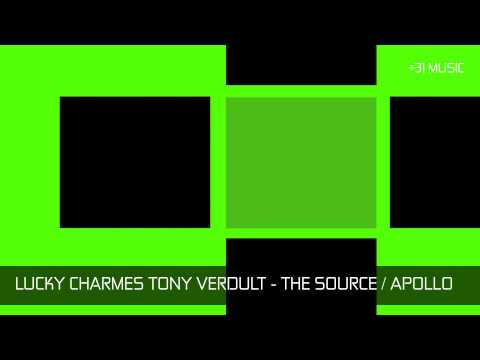 Lucky Charmes Tony Verdult  - The Source / Apollo
