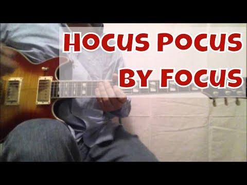 Focus - Hocus Pocus (main riff)
