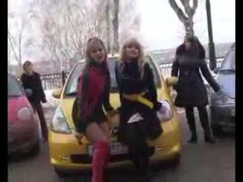 Мораль Женщина за рулем это не шутки))))))))))))))).flv