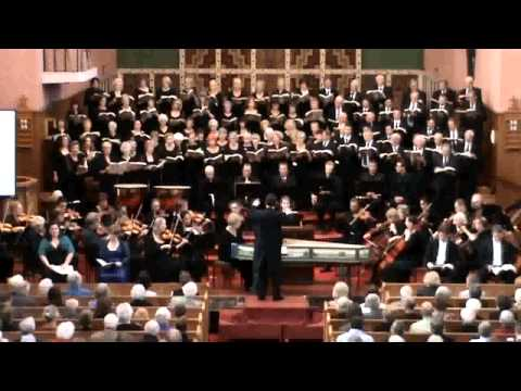 Handel: Messiah - 39 Their Sound is Gone Out (Napier Civic Choir)