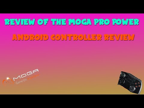 Moga Pro Android Controller Review(Works with NBA 2k17)