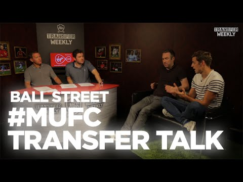 Rooney In Danger?   Manchester United Transfer Review on Ball Street