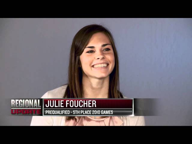 CrossFit - The Update Show with Julie Foucher - June 30, 2011