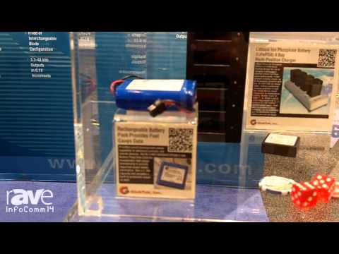 InfoComm 2014: Globtek Tells Us About the All of Their Different Products