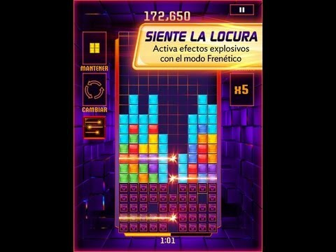 Tetris Blitz - InGame Review iPad, iPad Mini, iPad Retina, iPhone 5
