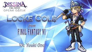 DISSIDIA FINAL FANTASY OPERA OMNIA – Locke