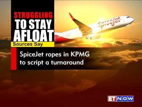 SpiceJet Calls KPMG For Damage Control