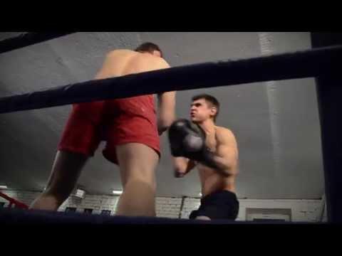 Промо-ролик боксерского клуба