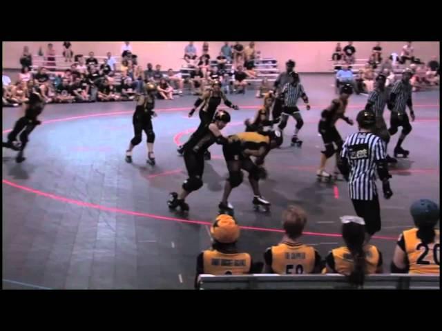 Athena vs Romaniac during SCDD @ BCB