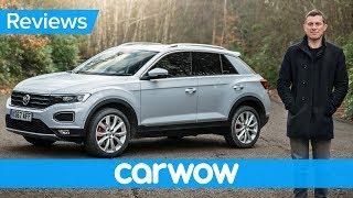 Volkswagen T-Roc 2018 SUV in-depth review | Mat Watson Reviews
