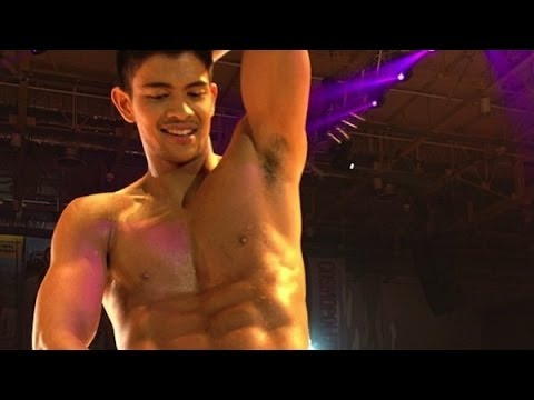 "Rayver Cruz "" Hot & Sexy "" Armpits / Axilas / Shirtless"