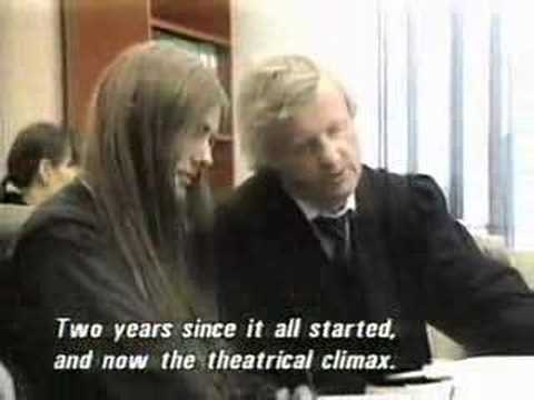 Satan Ride the Media-Varg Vikerness Documentary Part 5 of 6