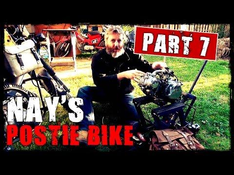 Nays Postie Bike Part 7