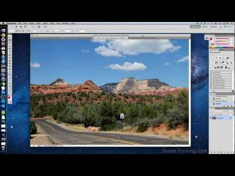 Photoshop Content-Aware Fill - Tutorial