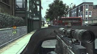 Modern Warfare 3 | Sniping is too easy!