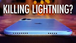 Why Apple is Killing Lightning*
