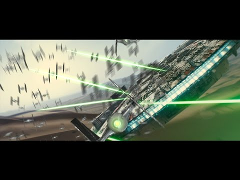 Star Wars: Episode VII Trailer - George Lucas' Special Edition