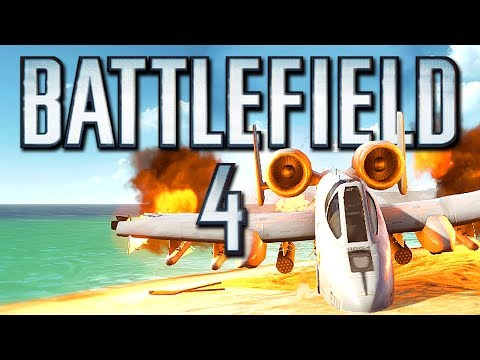 Battlefield 4 Online Funny Moments - Craziest RPG Ever and Knife Battle Fails! (Funtage)
