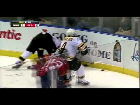 All 16 of Jason Garrison's goals 2011/12 NHL season