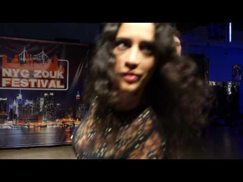 00115 NYCZF2016 Rachel and Renato ~ video by Zouk Soul