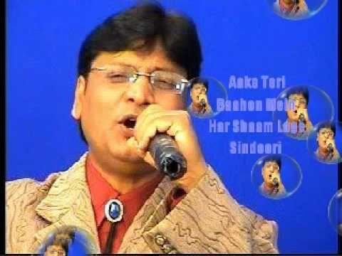Aake Teri Baahon Mein.......by Rafique Shaikh video