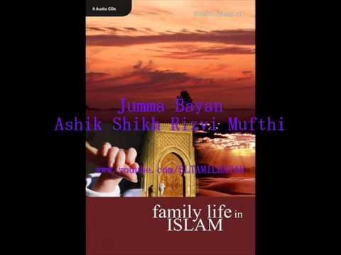 Tamil Bayan Shikh Rizvi Mufthiy Family Life video