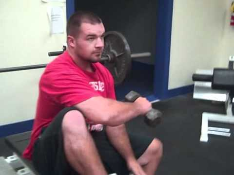 Awesome Powerlifting Upper Body Warm-up, Great Pre-Benching Preparation Image 1