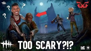 CAN BLACK GUYS SURVIVE A HORROR MOVIE?!? (HILARIOUS HIGHLIGHTS) |Dead by Daylight| PT.1