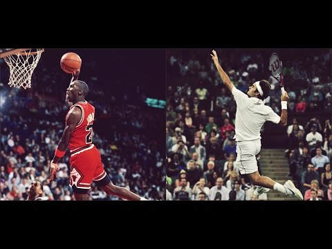 RF & MJ - The Greatest Legends Back On Top #1 (HD)
