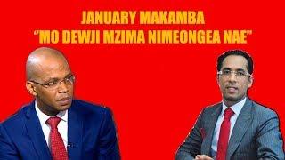 """BREAKING: MO DEWJI """"Nilifungwa kamba, walinibembeleza nile chakula"""""""