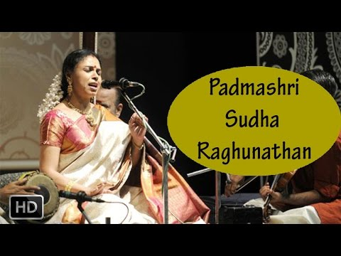 Classical Vocal - Magic Voice Of Sudha - Parvai Ondre Pothume - Sudha Ragunathan