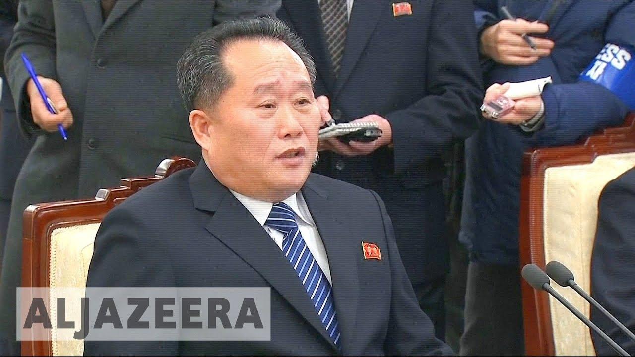 North Korea to send team to Pyeongchang Winter Olympics